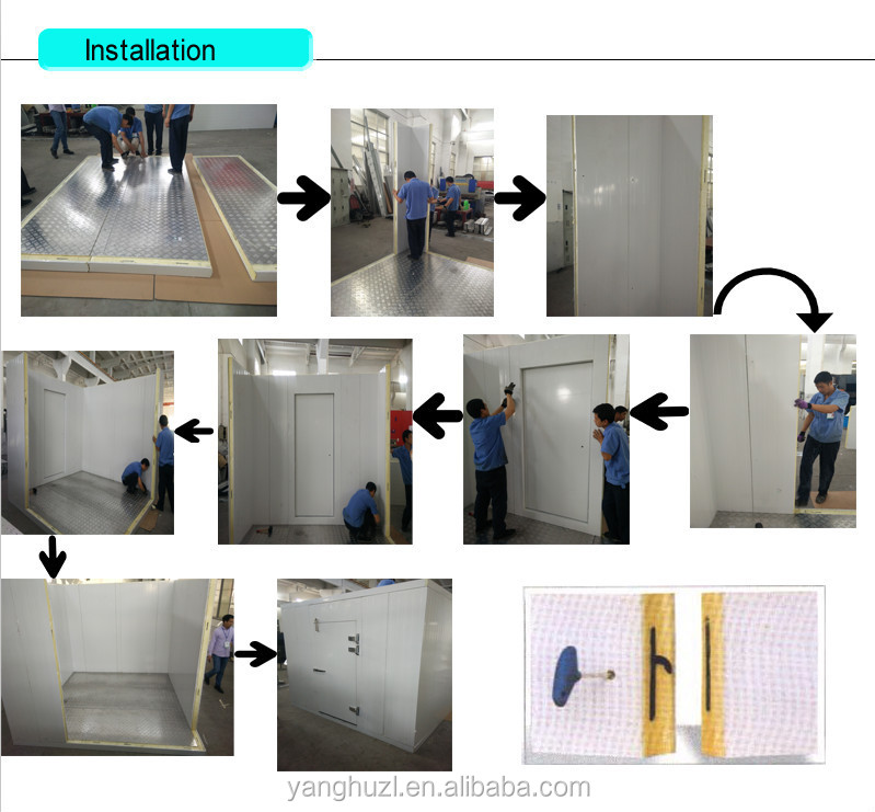 factory manufacturers refrigeration cold room