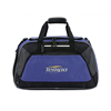 Custom portable large gym duffle bag travel weekend duffel bag with shoe compartment