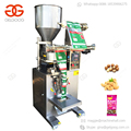 Automatic Fabric Roll Samarpan Chin Chin Filling Popcorn Dry Food Fruits Seed Packaging Pasta Walnut Nut Olive Packing Machine