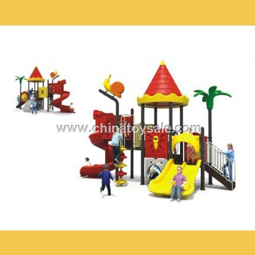 China Castle theme of outdoor&indoor playground for sale[H27-748]