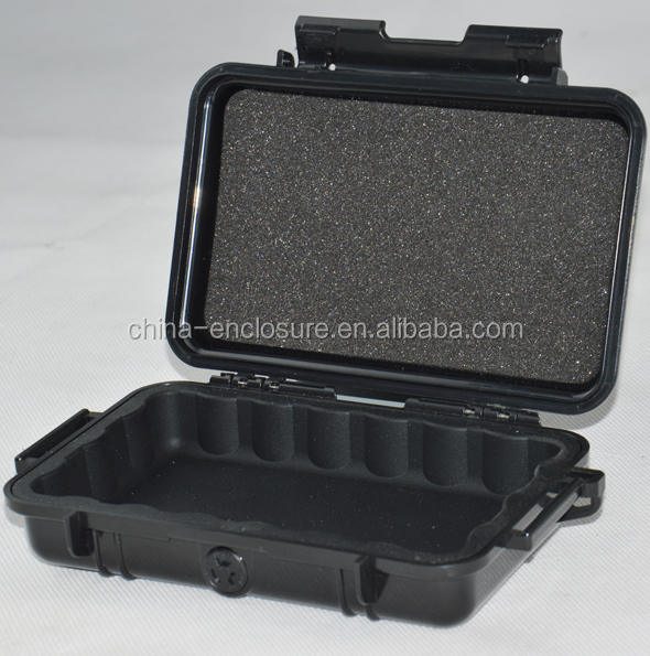 Waterproof IP68 ABS Plastic safe box tool box tool case made in china