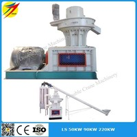 wood /sawdust/ rice husk/ wheat straw/ corn stalk pellet mill