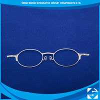 China Supplier Promotional Custom Etching Metal japanese eyeglass frame