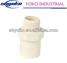 2014 China high quality CPVC pipe fittings Plastic Tubes home industri sandal