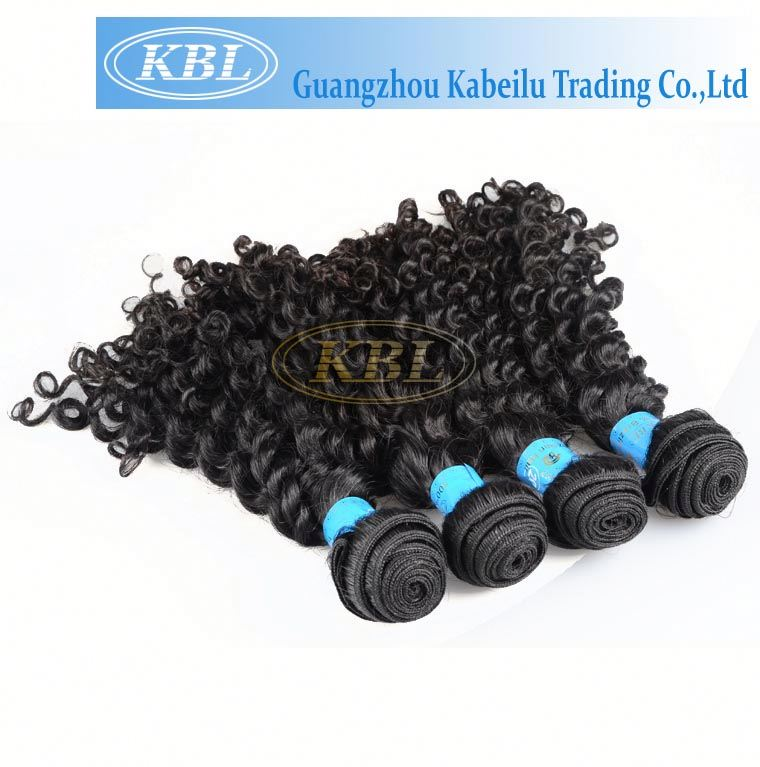 Kabeilu hair Brazilian curly hair,short curly weave hair