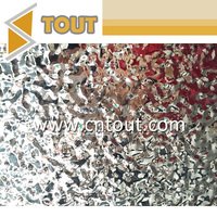 Embossed Stainless Steel Decorative Sheet