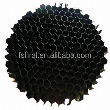 Honeycomb Cores in Round Shapes