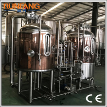 Micro Brewery 2 body-three vessel 7 bbl brewhouse for sale