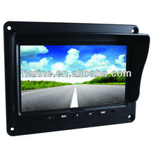 bus car portable tft LCD monitors