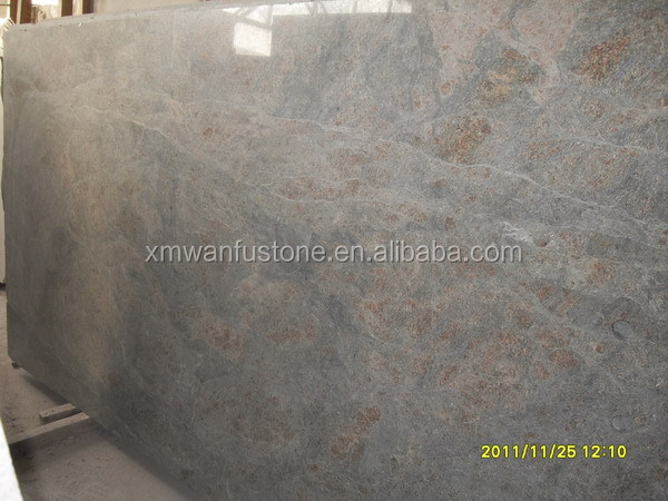 Wholesalers China Ocean Green Granite External Floor Tiles