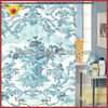 Angel Pattern Bathroom Shower Outdoor Balcony Curtains