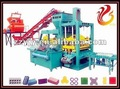 China concrete block machine (2012 NEW PRODUCT)
