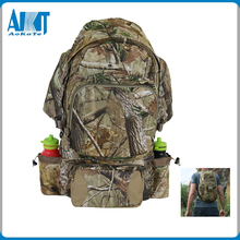 Custom durable large expandable tactica camouflage military hiking army backpack