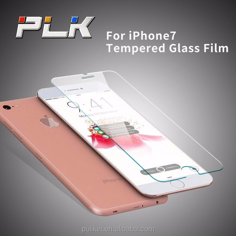Phone Accessory 9h Tempered Glass Screen Protector for iphone 7 Tempered Glass, Gorilla Tempered Glass for iphone 7#