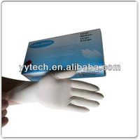 Non Sterile Elbow Length Gynecological Procedure Latex glove non sterile latex examination gloves long latex gloves sterile