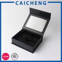 Professional Production Cardboard Jewelry Box With