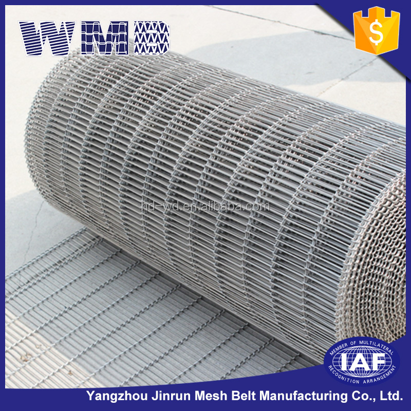 Online offer stainless steel conveyor belt welded wire mesh
