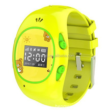 children GPS smart watch SOS for Child watch mobile phone fashion kids wristband watch