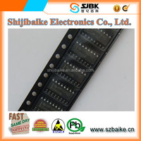 (IC Supply Chain) CD4053BM96 3 Circuit IC Switch 2:1 240 Ohm IC Chip
