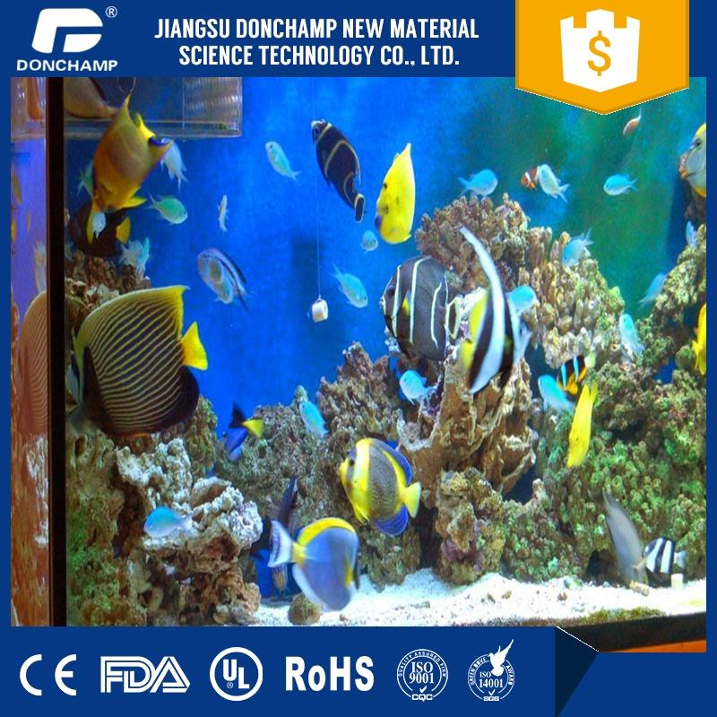 New design acrylic container aquarium tank price fish tanks for restaurants with high quality