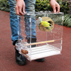 express clear plastic acrylic birds cages / nest / house/pet carrier