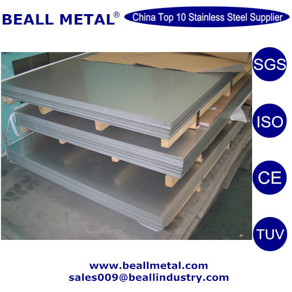 sus 201 202 301 304 304l 310 330 316 316l 430 etc. 2B finish stainless steel sheet HOT SALE!!!