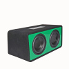 High performance ported 15 inch ative subwoofer tube Speaker Box