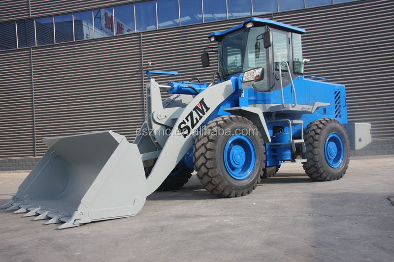 Excellent Quality!cheap price Heavy Machinery ZL30 (3000kg) Front End Wheel Loader with CAT ,Weichai Engines