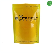 Top grade gravure pringing paper 250g coffee bag with valve