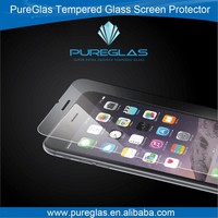 Anti Bubble Clear Premium Tempered Glass Screen Protector for iphone 6 Plus , Small order is welcomed