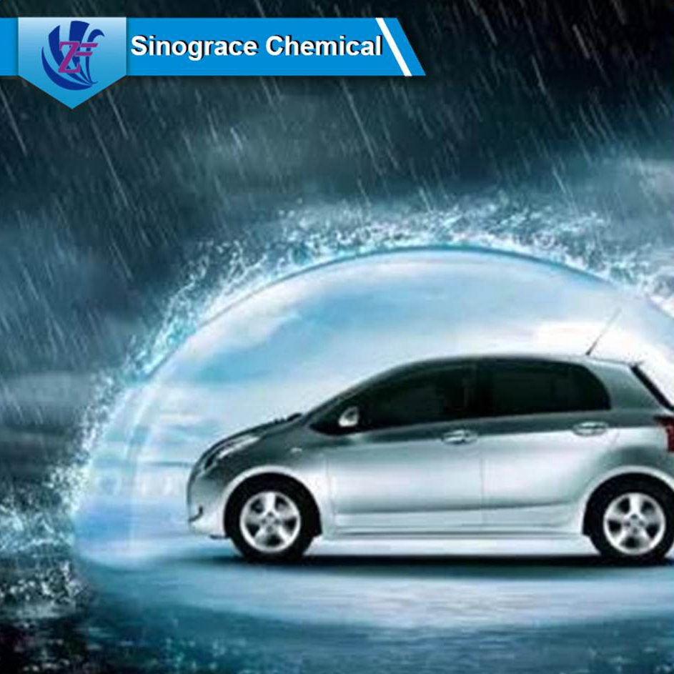 Super hydrophobic Nano TIO2 Self Cleaning Coating for glass