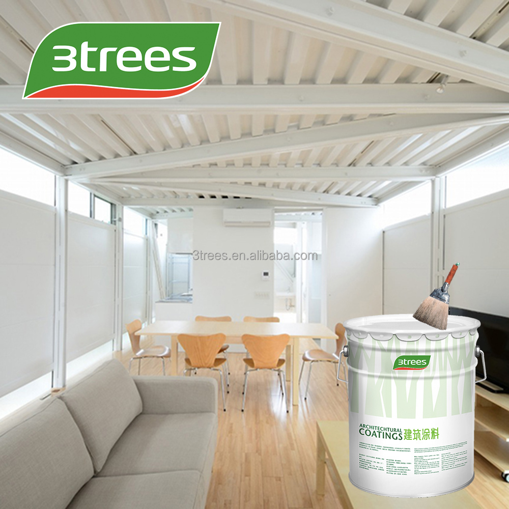 3TREES High Performance Oil Based Wood Paint
