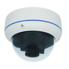 Elevator use 5.0MP dome 360 degree panoramic ip camera