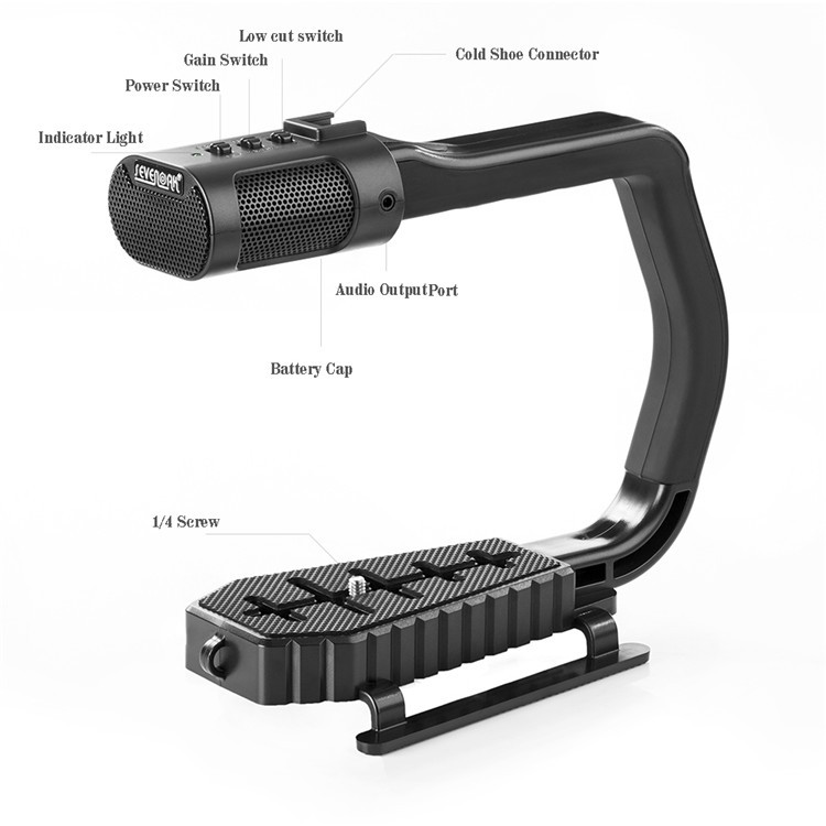 Camera Steadicam Handheld Video Stabilizer For Canon Nikon For SONY DSLR Camera