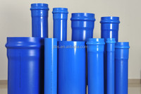 Pvc-o Pipe Pvc Blue Water Pipe 32 inch Pvc Pipe 400mm