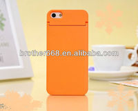 2013 Protective silicone phone CASE for 5g/Mirror phone case/silicone phone case with mirror