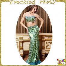 Cheap carnival party mermaid costume FGWC-0005