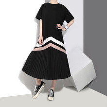 LT17 Amazon Europe explosion in the long section of the new summer dress dress skirt poncho