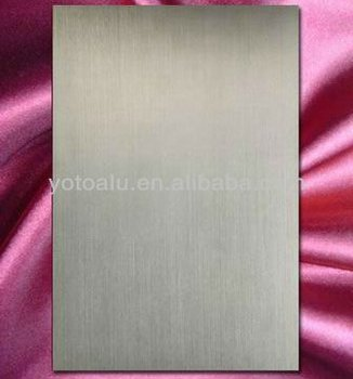 China Manufacturer of Aluminum sheet