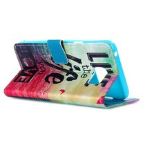 wholesale multifunctional PU leather mobile phone protective cases for Samsung