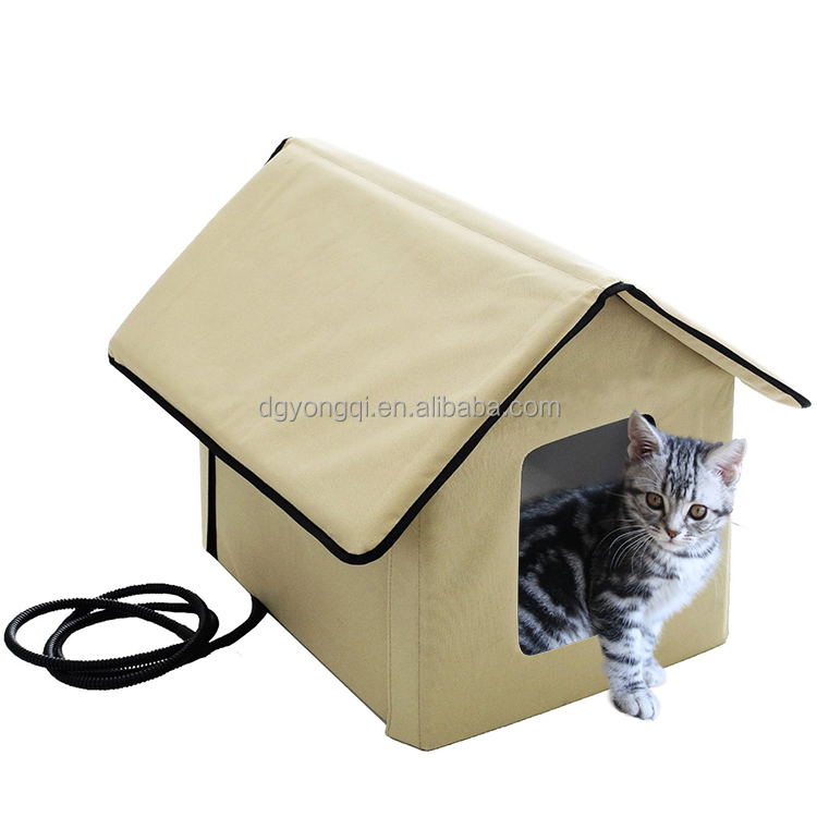 Premium Pet House Portable waterproof Indoor & Outdoor For Cats & Small Dogs