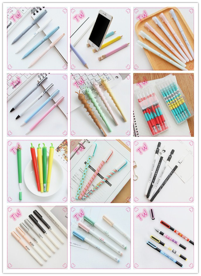 wholesale ball pen hot selling in France Advertising promotion metal ballpoint pen colorful feather quill pen
