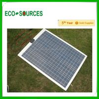 EU Stock wholesale factory china flexible solar panel 80w free shipping