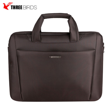 15.6 Inch Nylon Waterproof Computer Messenger Laptop Bag
