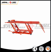 Customized professional used motorcycle lift table for sale With CE and ISO9001