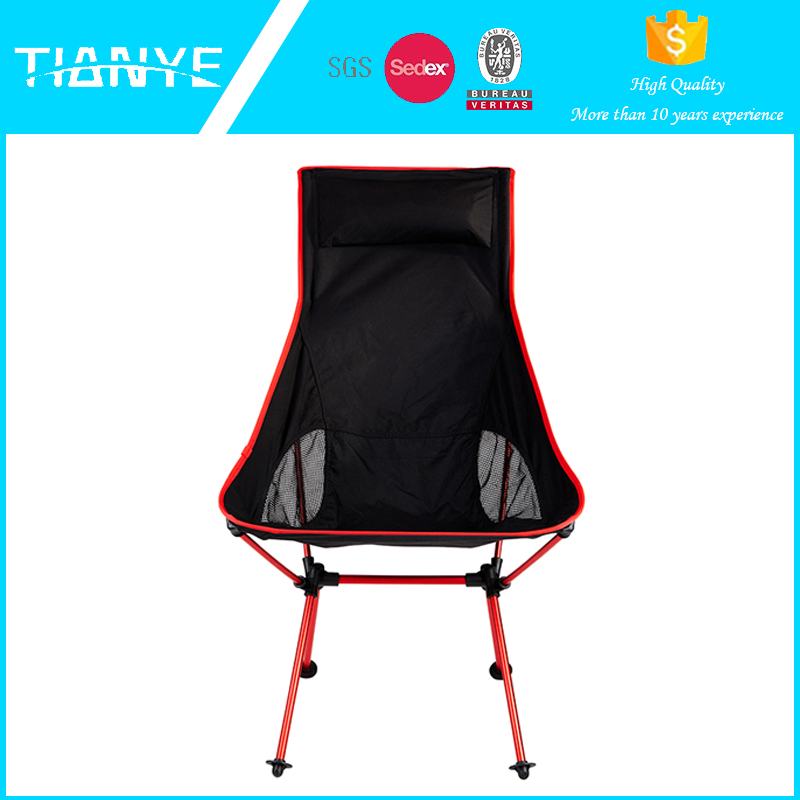 hot sell aluminum legless beach outdoor foldable lightweight camping no legs folding chair