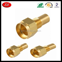 Factory Custom Electric Balance Scooter Attractive Copper Brass Screw