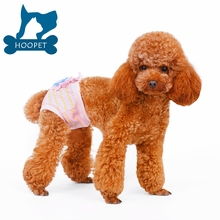 Lovely Summer Dog Physical Pants Dog Sanitary Pants Pet Clothes