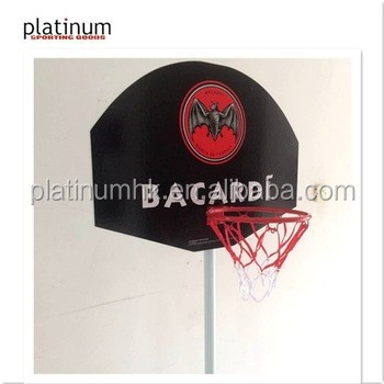 Basketball Display, small size basketball stand