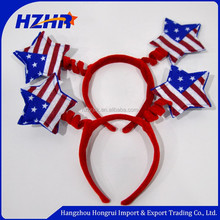 Event & Party Supplies Type Promotional Flag hairband Flag headband